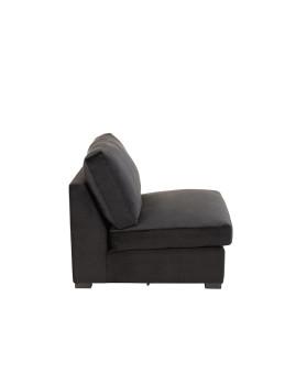 imagem de Cadeira Central Preta3