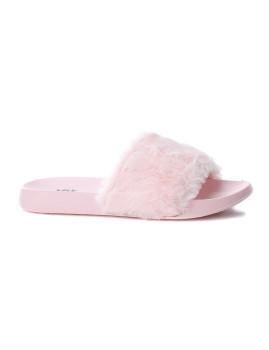 Sandália XTI de Senhora Têxtil Nude