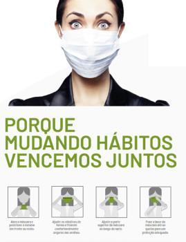 imagem de Pack 50 Máscaras Proteção M1 2