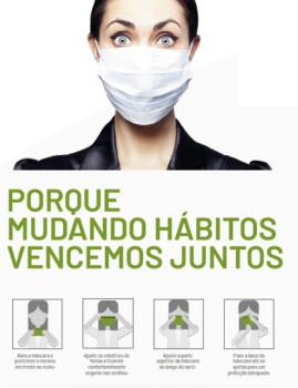 imagem de Pack 25 Máscaras Proteção2