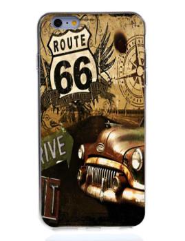 Capa de Gel Route 66 Ip6+