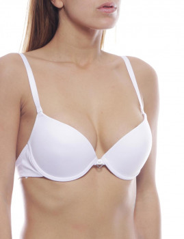 Soutien  Push Up  Branco