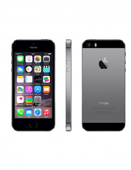 iPhone 5S 16GB 4G Recondicionado A++ Desbloqueado Space Gray