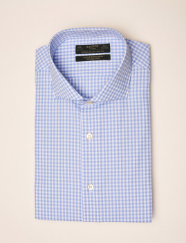 Camisa Homem Sacoor Azul Claro