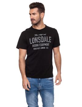 T-Shirt Lonsdale Preto