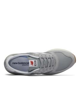 70486246b8f Ténis New Balance Sportstyle Cinza