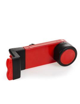 Suporte Smartphone Carro Branco/ Vermelho