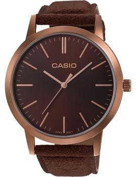 Relógio Senhora Casio Collection Castanho
