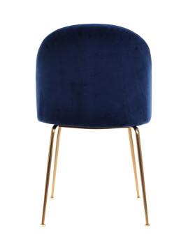 imagem de Cadeira Glam Azul4