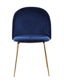 imagem de Cadeira Glam Azul2