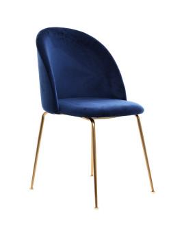 imagem de Cadeira Glam Azul1