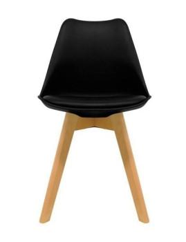 imagem de Cadeira Lulea Preta2