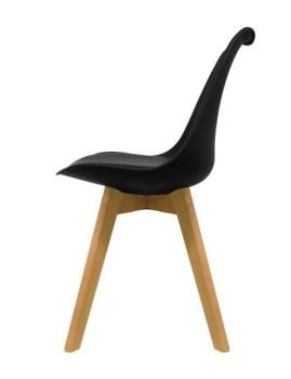 imagem de Cadeira Lulea Preta3