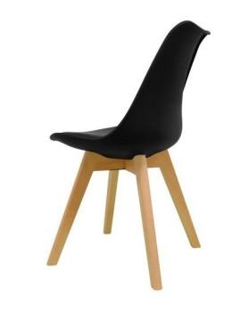 imagem de Cadeira Lulea Preta4