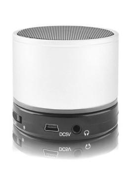 Coluna Portátil Loud Speaker Bluetooth op A: Branco