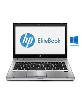 Portátil HP 14.1´´HD EliteBook 8470p I5 de 3ª Geração Recondicionado com Windows 10 Professional e Padrões de resistência Militar!