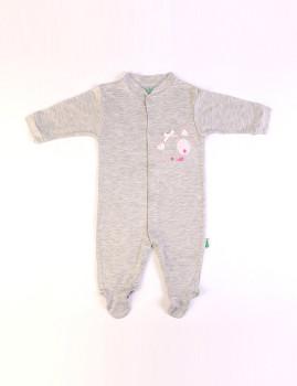 Babygrow Cinza