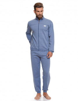 Conjunto Camisola e calças Lee Cooper Azul Mesclado