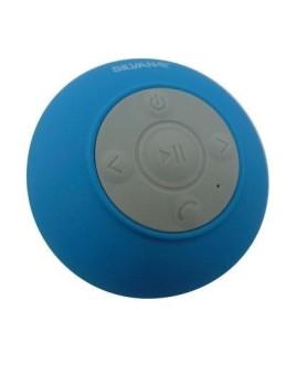 Oiça música e atenda chamadas no banho ou na piscina! Coluna Alta-voz para Duche com tecnologia Bluetooth!