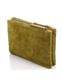 imagem de Bolsa de Ombro Azelia Senhora Verde Escuro 3