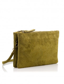 imagem de Bolsa de Ombro Azelia Senhora Verde Escuro 1