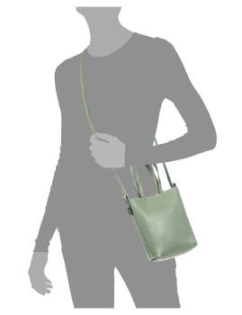 imagem de Mala de Ombro Italia Verde Menta4