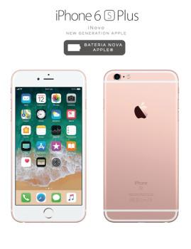 iNOVO - New Generation Apple! iPhone 6S PLUS 16 GB rose
