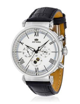 Relógio ´´Ondura 1950´´ Bracelete Couro Homem