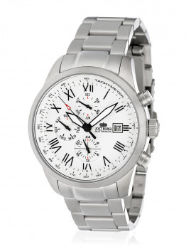 Relógio ´´Legende´´  Bracelete Metal Homem
