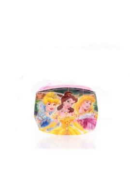 Porta-Moedas Princesas Rosa