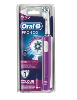 Escova Elétrica Cross Action Pro600 Oral-B
