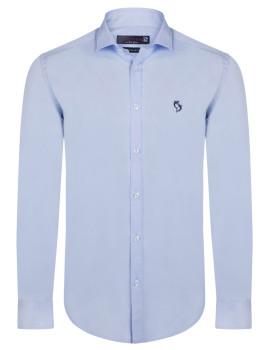 Camisa Giorgio di Mare Azul