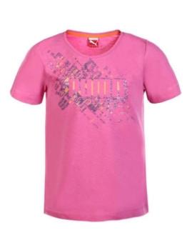 T-shirt PUMA Rosa
