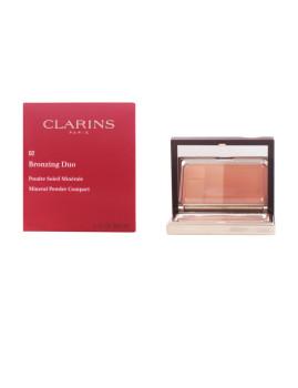 Clarins Bronzer Duo #02-Medium 10 Gr