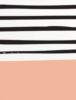 imagem de Capa Stripes Phone Reaction Branco2