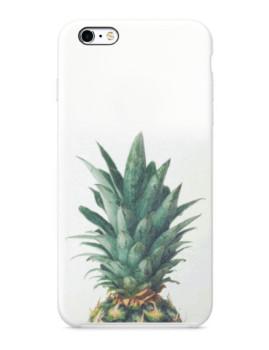 imagem de Capa Pinapple Reaction Iphone e Samsung Branco1