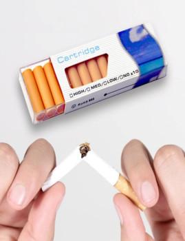 imagem de Pack 30x Recargas de Cigarro Electrónico1