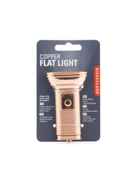 imagem de Lanterna Plana Com Luz Led2
