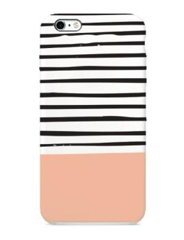 imagem de Capa Stripes Phone Reaction Branco1