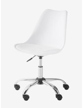 imagem de Cadeira Escritório Lulea Branca1