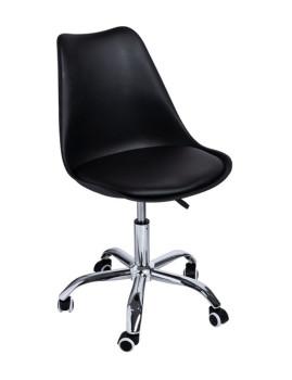 imagem de Cadeira Escritório Lulea Preta1