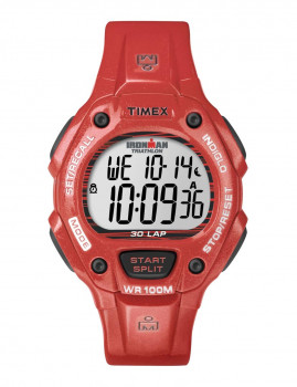 Relógio Timex Sport Ironman Vermelho