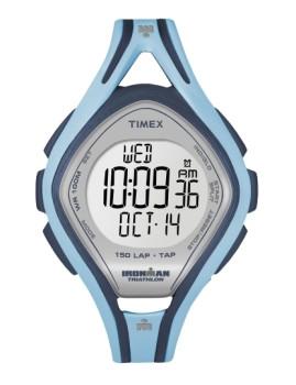 Relógio Timex Ironman T5K288 Feminino Azul Escuro & Claro