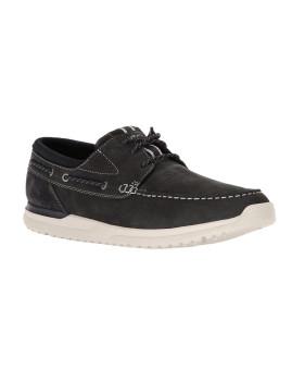 Sapatos Rockport  Langdon Langdon 3 Eye Ox Castanho Escuro  Nbk