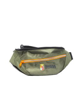 Bolsa pequena de Cintura Marina Militare Homem Verde