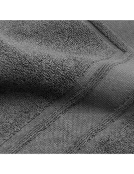 imagem de Saída de Banho Sol Cinza escuro3