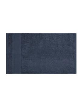 imagem de Toalha WC Favos Azul escuro1