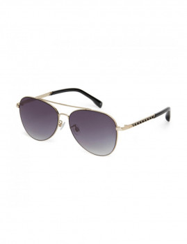Óculos de Sol Karen Millen Senhora Dourado