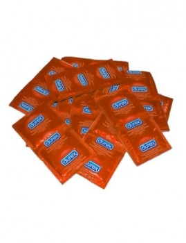 Pack 30 Preservativos DUREX STRAWBERRY