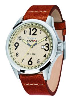 Relógio de Homem Sector 180 Castanho